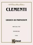Gradus Ad Parnassum, Vol 2