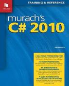 Murach's C# 2010