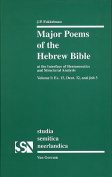 Major Poems of the Hebrew Bible: At the Interface of Hermeneutics and Structural Analysis