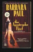 The Apostrophe Thief
