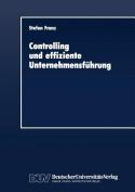 Controlling Und Effiziente Unternehmensfuhrung [GER]