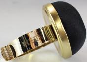 Bohin Wrist Pin Cushion, Black Velvet