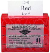 Van Aaken Modelling Clay 1Lb Red