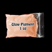 GlominexTM Glow Pigment 30ml - Orange Glow in the Dark