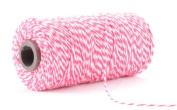 Sorbet Bright Pink Baker's Twine, 240 Yard Spool
