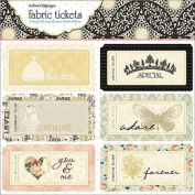 Webster's Pages In Love Fabric Tickets