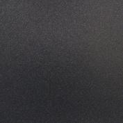 Best Creation 30cm by 30cm Glitter Cardstock, Black