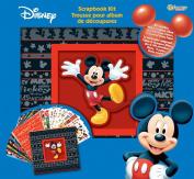SandyLion 30cm by 30cm Disney Mickey Mouse Bo by Ed Scrapbook Album Kit