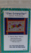 Cleo Caterpillar Quilting Pattern by Bold Expressions