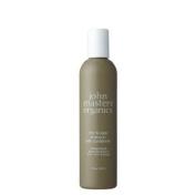 John Master Organics Shampoo with Conditioner, Zinc/Sage, 8 Fluid Ounce