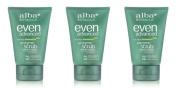 Alba Botanica Sea Enzyme Facial Scrub 3 Pack