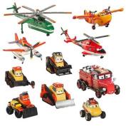 Disney Planes Fire & Rescue Deluxe Figure Set