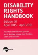 Disability Rights Handbook