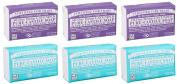 Dr. Bronner's Magic Castile Bar Soaps, Lavender & Unscented Baby-Mild