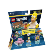 LEGO  Dimensions Level Pack - Simpsons