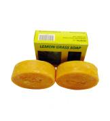 Skinpal Handmade lemongrass soap, 2 Bars, 120ml each