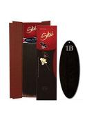 Satai Human Hair Weave - 100% Remi Yaki 25cm - #1B Black - Size