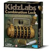 4M KidzLabs Combination Lock Kit