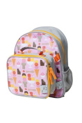 Backpack and Lunch Box Set, Ice Cream