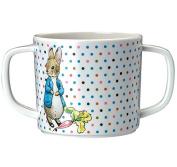 Petit Jour Paris Peter Rabbit - Double Handled Cup