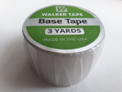 Base Tape by Walker - 2.5cm x 3 yards - for Toupees, Wigs, Hairpieces & Hair Replacement Systems