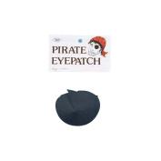 Black Pirate Eye Patch