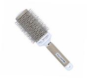 Minalo Anti Static Nano Ionic & Thermic Ceramic Hair Brush,Barrel Round,5.1cm