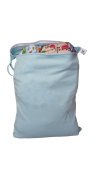 Infant / Babies Waterproof Wetbag EXTRA LARGE - Reusable Cloth Nappy / Swim Bag