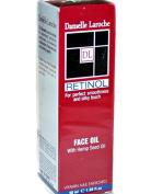 Danielle Laroche Retinol Face Oil with Hemp Seed Oil 50ml