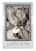 "Mariposa ""Santa & Me"" Frame"