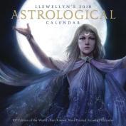 Astrological Calendar 2018
