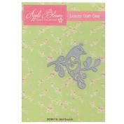 Apple Blossom Craft Die DIOB0118 Bird Flourish
