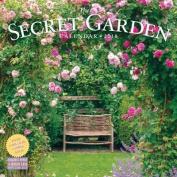 The Secret Garden Wall Calendar 2018