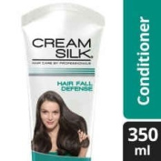 Cream Silk Conditioner Hair Fall Defence Family Size 350ml
