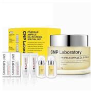 CNP Laboratory Propolis Ampule Oil In Cream Special Set 50g / 50ml