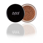 Avani Dead Sea Cosmetics Eye Shadow Shimmering Powder, SP107 Light Brown, 5ml