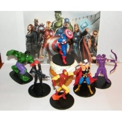 superhero wedding cake toppers australia marvel figure cake toppers 20610